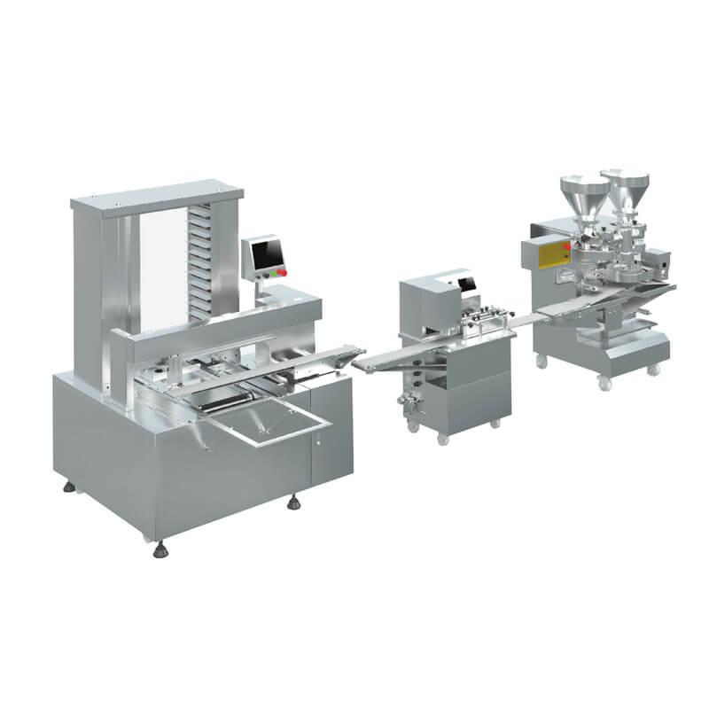 Automatic Maamoul Production Line | China Food Machine ...